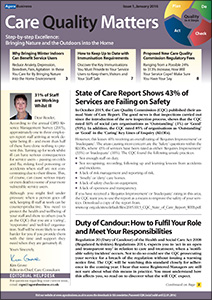 Care Quality Matters