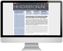 HR Adviser Online