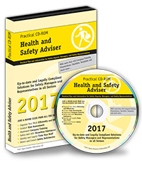 Health and Safety Adviser Practical 2017 CD-ROM