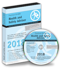 Health and Safety Adviser Practical 2018 CD-ROM